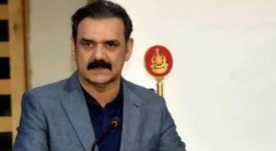 سابق ڈی جی آئی ایس پی آر عاصم سلیم باجوہ کو چئیرمین سی پیک اتھارٹی مقرر کرنے کا فیصلہ
