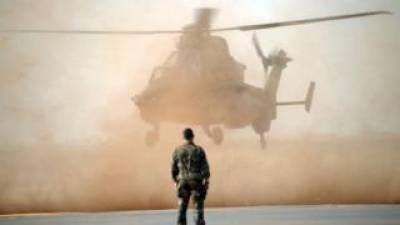 مالی میں فرانسیسی فوجی ہیلی کاپٹرز کے درمیان خوفناک تصادم، 13 اہلکار ہلاک