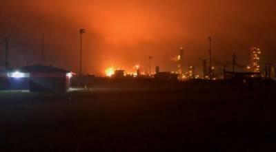 امریکی کیمیکل پلانٹ میں 2 دھماکے، 8 افراد زخمی