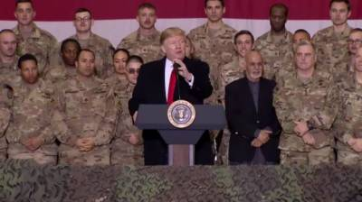 صدر ڈونلڈ ٹرمپ نے طالبان کے ساتھ مذاکرات شروع کرنے کا اعلان کر دیا