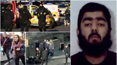 لندن برج پر حملہ کرنیوالے شخص کی شناخت ہو گئی