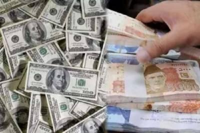 کاروباری ہفتے کے پہلے روز ڈالر کی قیمت میں 7 پیسے اضافہ