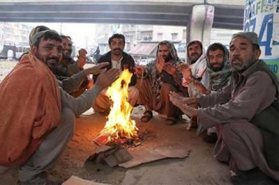 دسمبر میں شدید سردی کی لہر آنے کا امکان، محکمہ موسمیات