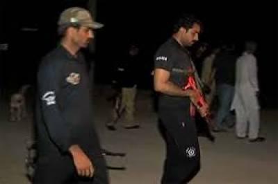 ملتان، مبینہ پولیس مقابلے میں 4 ڈاکو ہلاک ہو گئے