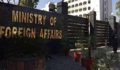 انٹرنیشنل اٹامک انرجی ایجنسی کے وفد کا پاکستان کا دورہ, ترجمان دفتر خارجہ
