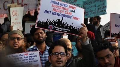شہریت کے بل نے بھارتی لبرل ازم کو بے نقاب کر دیا