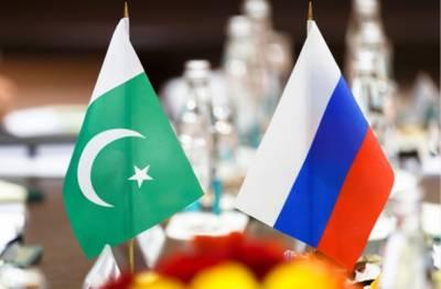 روس پاکستان میں 10 ارب ڈالر سرمایہ کاری کا خواہشمند