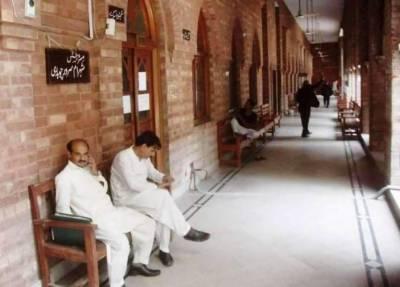 گرفتاریوں کیخلاف وکلاء کی پنجاب بھر میں ہڑتال