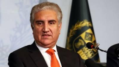 متنازع قانون : شاہ محمود قریشی کا انڈین وزیر داخلہ امیت شاہ پر پابندی عائد کرنے کا مطالبہ