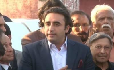پاکستان میں عوام اور سیاست آزاد نہیں ہے، بلاول بھٹو
