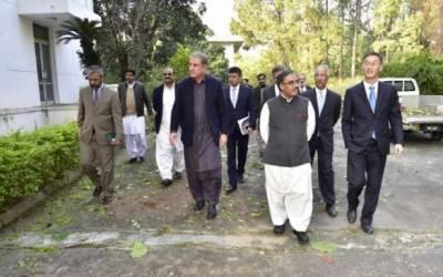 چین نے سفارت خانے کی پرانی عمارت پاکستان کو تحفہ میں دیدی