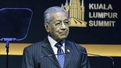 ملائیشیا کے وزیراعظم مہاتیر محمد کی بھارت شہریت ترمیمی قانون پر تنقید