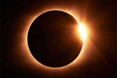 پاکستان میں سورج گرہن کا آغاز ہو گیا