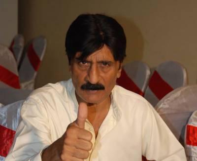 اداکار اشرف راہی دل کا دورہ پڑنے سے انتقال کر گئے