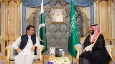 پاکستان کو ہر موقع پر بھرپور امداد فراہم کرے گا، سعودی عرب