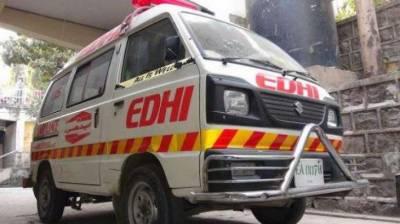 دھند سے عارف والا میں حادثہ، 2 افراد جاں بحق