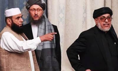 امریکا کیساتھ امن معاہدہ حتمی مرحلے میں، طالبان عارضی جنگ بندی پر رضامند