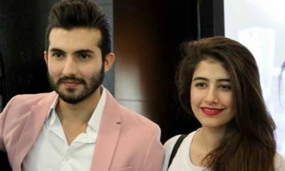 شہروز سبزواری نے اہلیہ کو طلاق دینے کی خبروں کی تردید کر دی