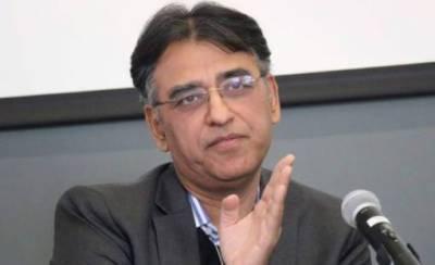 وفاق نے کراچی کے منصوبوں کیلئے فنڈز جاری کر دیئے، اسد عمر