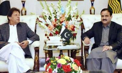 وزیراعلیٰ پنجاب کی وزیر اعظم سے ملاقات، اہم امور پر تبادلہ خیالات