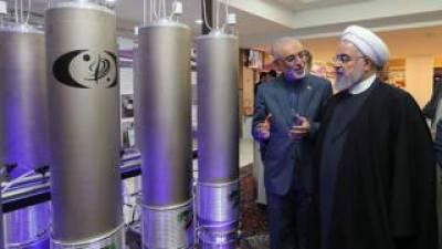 ایران نے 2015 کے ایٹمی معاہدے سے دستبرداری کا اعلان کر دیا