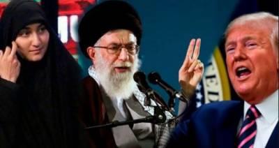 امریکہ اور اسرائیل کو سیاہ دن دیکھنا پڑے گا،بیٹی جنرل سلیمانی