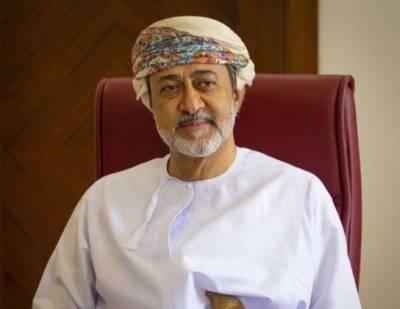 قابوس کے سوتیلے بھائی ہیثم بن طارق السعید عمان کے نئے سلطان مقرر