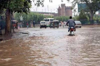 لاہور، اسلام آباد سمیت ملک کے مختلف علاقوں میں بارش