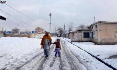 بلوچستان کے 7 اضلاع میں اسنو ایمرجنسی نافذ، 15 جاں بحق