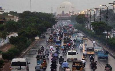کراچی میں اگلے ہفتے موسم کے حوالے سےکون سا ریکارڈٖ ٹوٹنے والا ہے