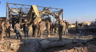 ایران کا امریکی بیس پر حملہ،امریکہ نے اپنے 11 فوجیوں کے زخمی ہونے کا اعتراف کرلیا