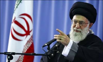 ایرانی سپریم لیڈرآیت اللہ خامنہ ای نے امریکی صدر ڈونلڈ ٹرمپ کو انوکھا لقب دے دیا