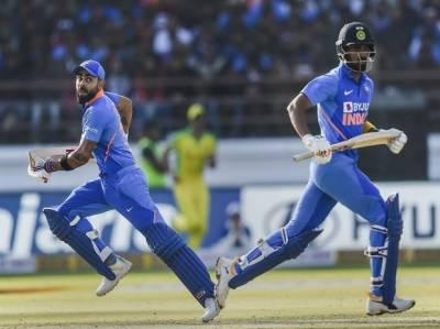 بھارت نے دوسرے ون ڈے میچ میں آسٹریلیا کو 36 رنز سے شکست دے دی