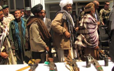 طالبان عسکری کارروائیاں کم کرنے پر رضامند