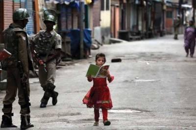 مقبوضہ کشمیر میں مسلسل 168ویں روز بھی فوجی محاصرہ اور انٹرنیٹ پر پابندی بدستور جاری
