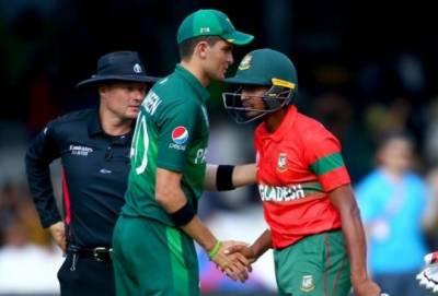 ٹی 20سیریز،بنگلہ دیشی ٹیم آج پاکستا ن پہنچے گی