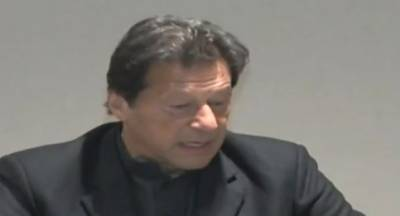 اب ہم نے فیصلہ کیا ہے کہ کسی جنگ کا حصہ نہیں بنیں گے:وزیراعظم عمران خان