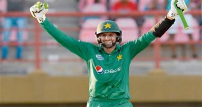 پاکستان نے بنگلہ دیش کو پہلے ٹی ٹوئنٹی میں شکست دے دی