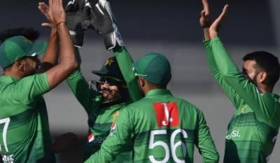 پاکستان نے بنگلادیش کو ٹی ٹوئنٹی سیریز کے دوسرے میچ میں 9 وکٹ سے شکست دے دی