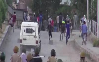 بھارتی یومِ جمہوریہ پر مقبوضہ کشمیر کو فوجی چھاؤنی میں تبدیل کر دیا