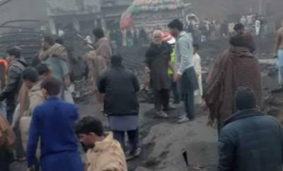 فیصل آباد، ٹیکسٹائل ملز کا بوائلر پھٹنے سے 3 مزدور جاں بحق