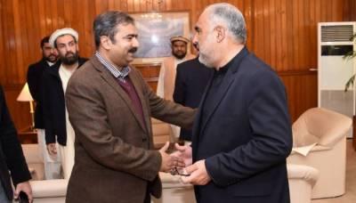 مینیجنگ ڈائریکٹر نئی بات نیونیوز اور سپریئر گروپ چوہدری عبدالخالق کا پارلیمنٹ ہاوس کا دورہ، سپیکر قومی اسمبلی سے ملاقات