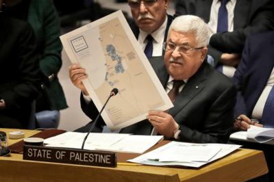 دنیا امریکہ کا مشرق وسطی امن منصوبہ مسترد کر دے: فلسطینی صدر