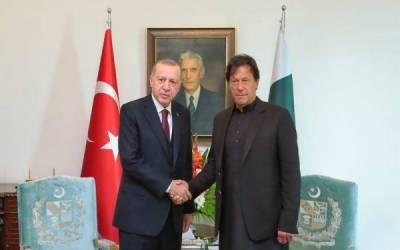 پاکستان ہر مشکل میں ترکی کے ساتھ کھڑا ہے: وزیر اعظم عمران خان