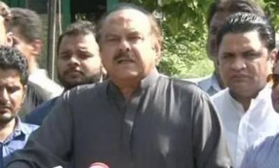 پاکستان تحریک انصاف کے سینئر رہنما نعیم الحق انتقال کر گئے