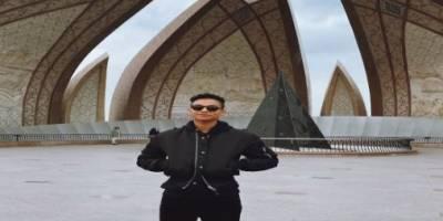 مائیکل جیکسن کا بھانجا پاکستان کی مہمان نوازی کا اسیر ہو گیا