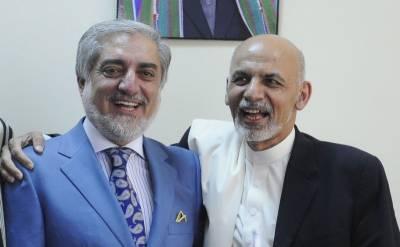 عبداللہ عبداللہ کا اشرف غنی کی جیت ماننے سے انکار