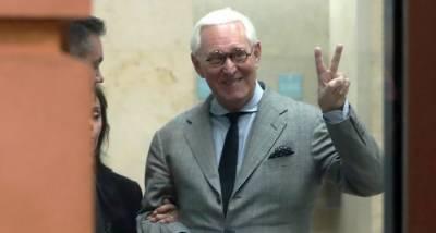 ٹرمپ کے سابق مشیر روجر اسٹون کو سزا سنا دی گئی