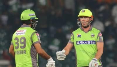لاہور قلندرز کو اپنے پہلے میچ میں ملتان کے ہاتھوں شکست
