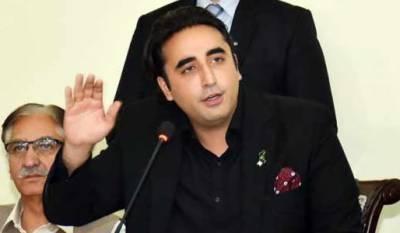 نواز شریف بھی سلیکٹڈ وزیر اعظم تھے، بلاول بھٹو